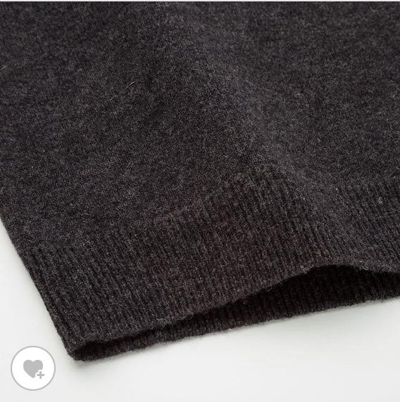 JWアンダーソンジャガードクルーネックセーターの素材