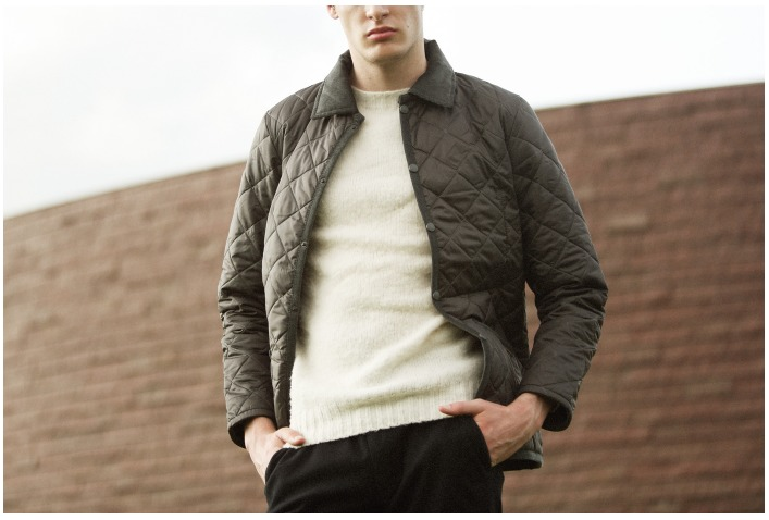 ラベンハムのジャケット