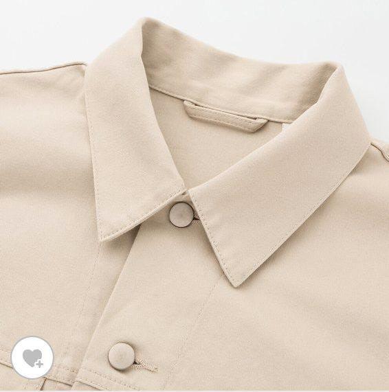 トラッカージャケット素材1