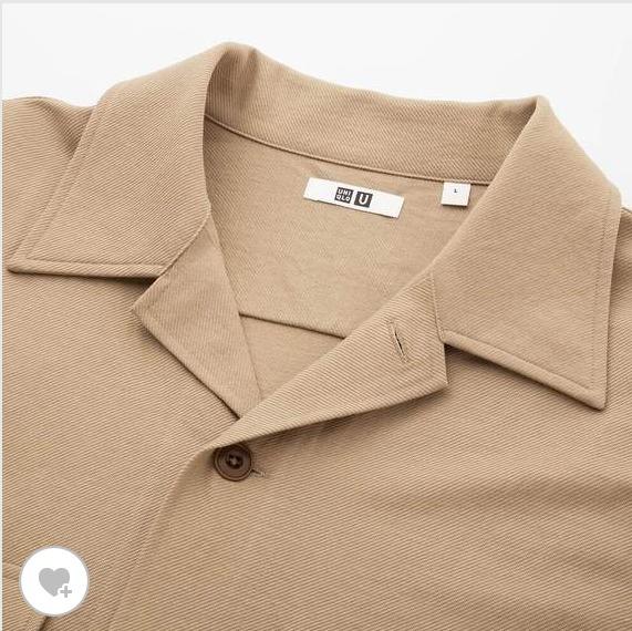 ミリタリージャージシャツ素材1