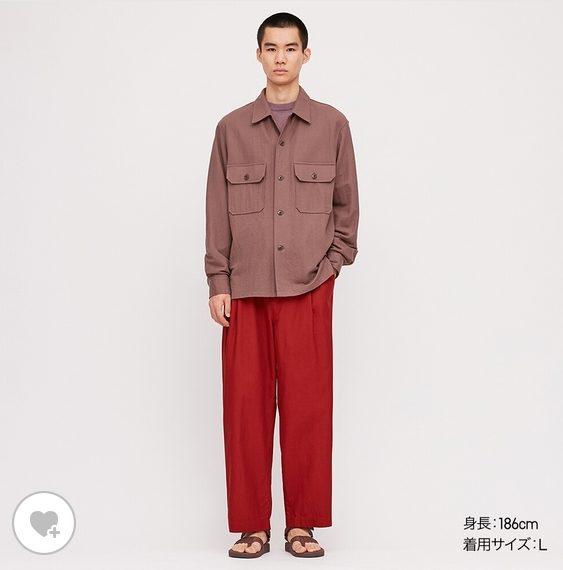 ミリタリージャージシャツHPモデル