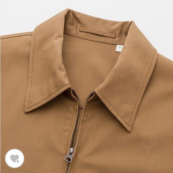 ドリズラージャケット素材1