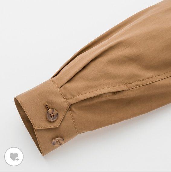 ドリズラージャケット素材2