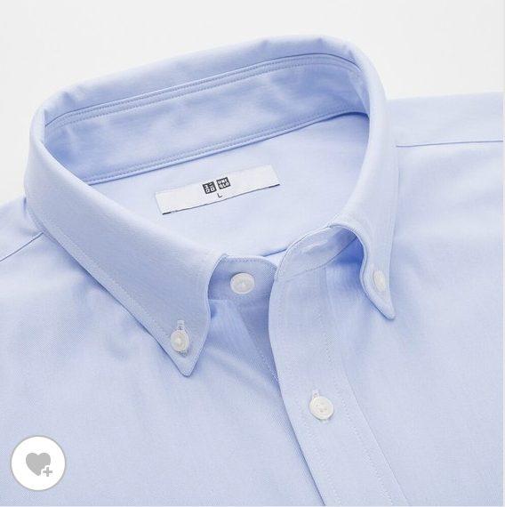 ドライイージーケアコンフォートシャツの素材1