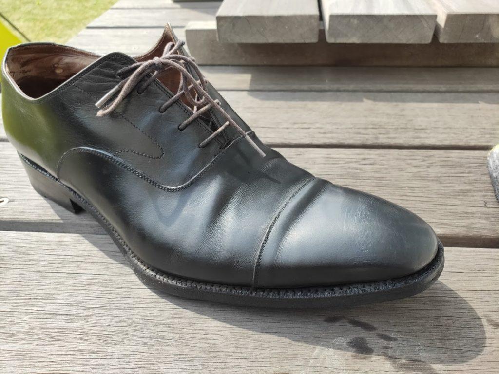 革靴とアドカラーリベンジ2