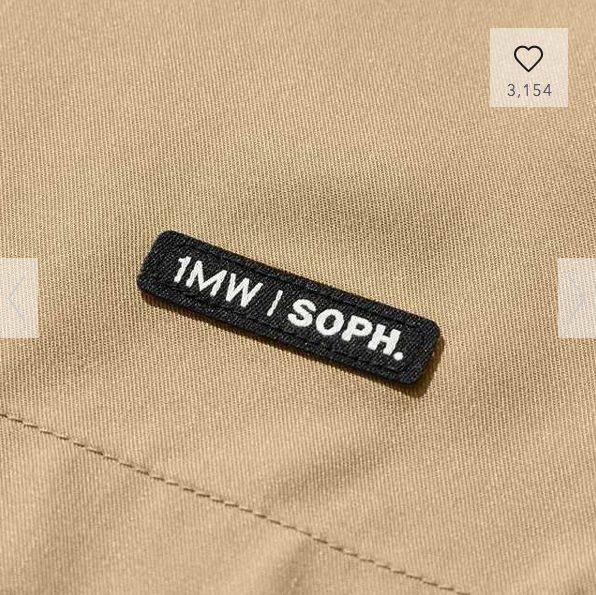 GUSOPHのオープンカラーシャツ(五分袖)の素材3