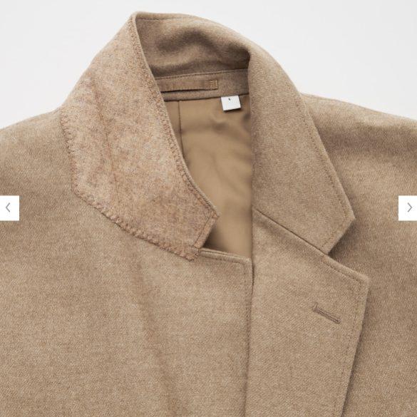 2020秋冬ジャージーテーラードジャケットの素材2