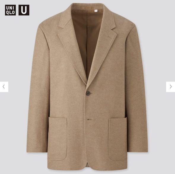 2020秋冬ジャージーテーラードジャケットの価格