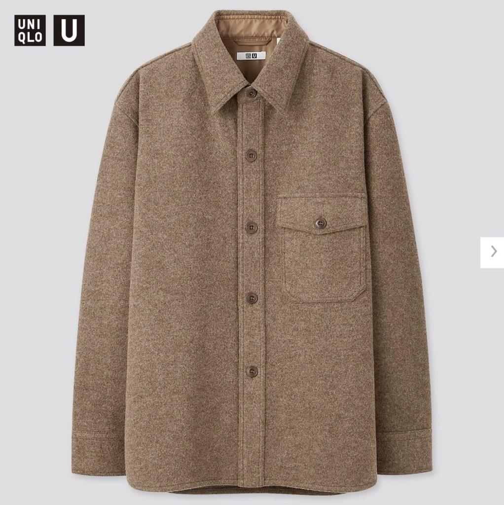2020秋冬フリースシャツジャケットの価格