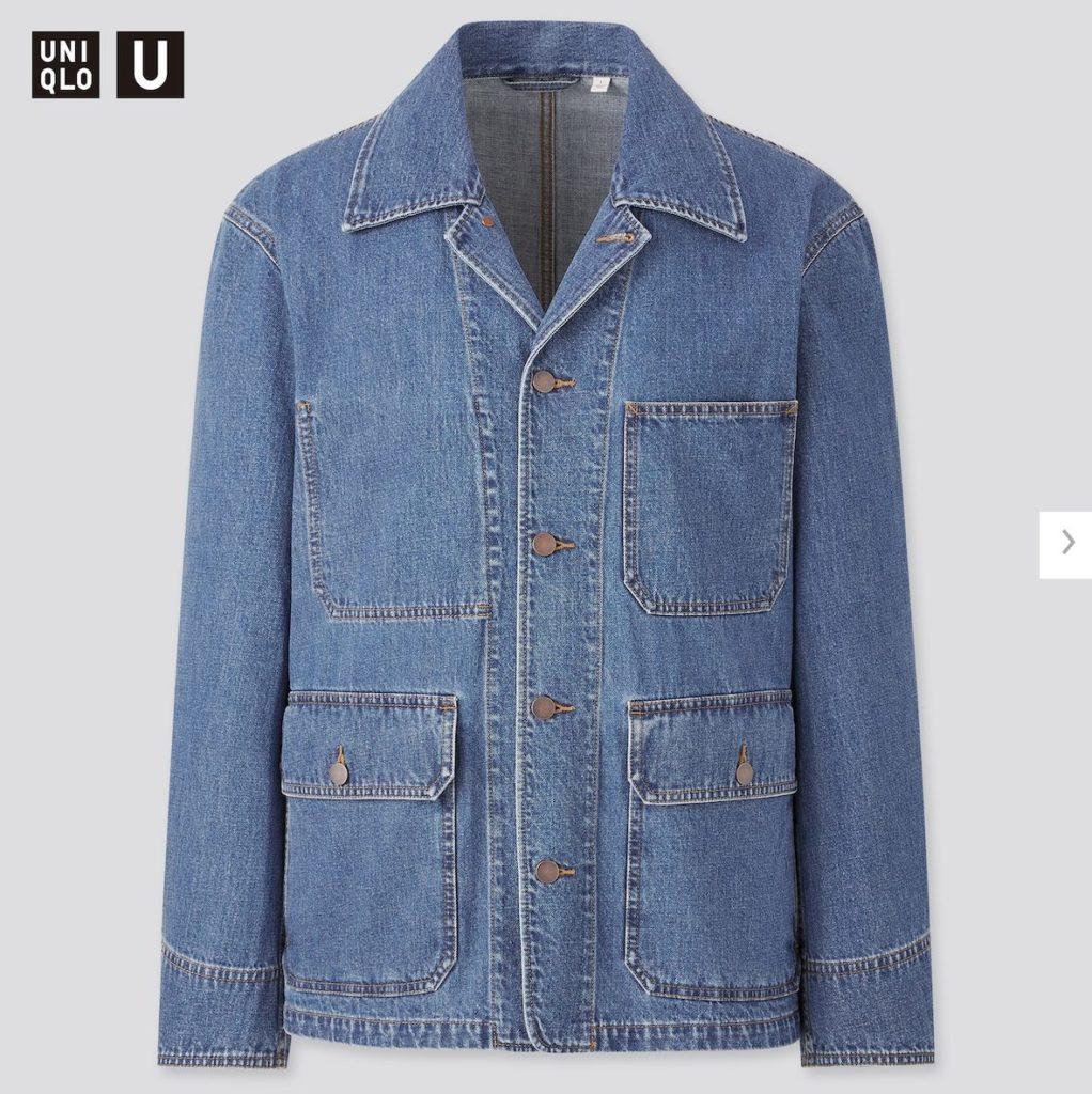 2020秋冬デニムワークジャケットの価格