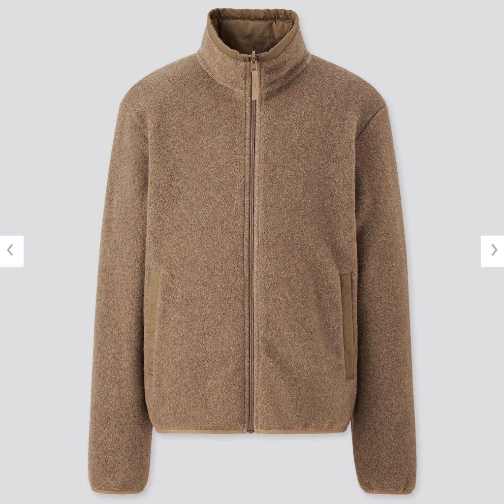 2020秋冬リバーシブルジャケットの価格