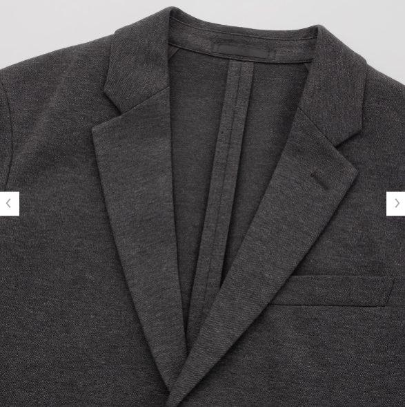 2020コンフォートジャケット通常の素材1