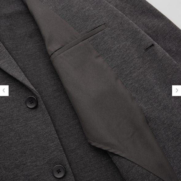 2020コンフォートジャケット通常の素材2