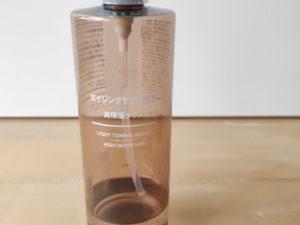 無印のフェイスローション化粧水の本体