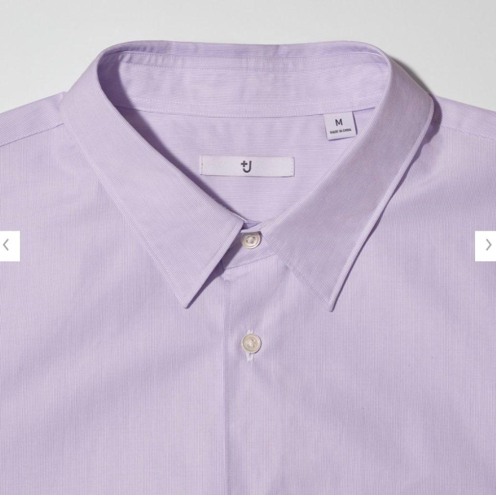 +Jスーピマコットンレギュラーフィットシャツのスタイル2