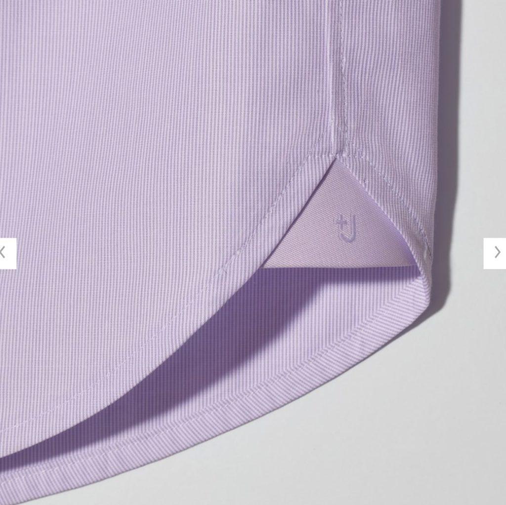 +Jスーピマコットンレギュラーフィットシャツのスタイル3