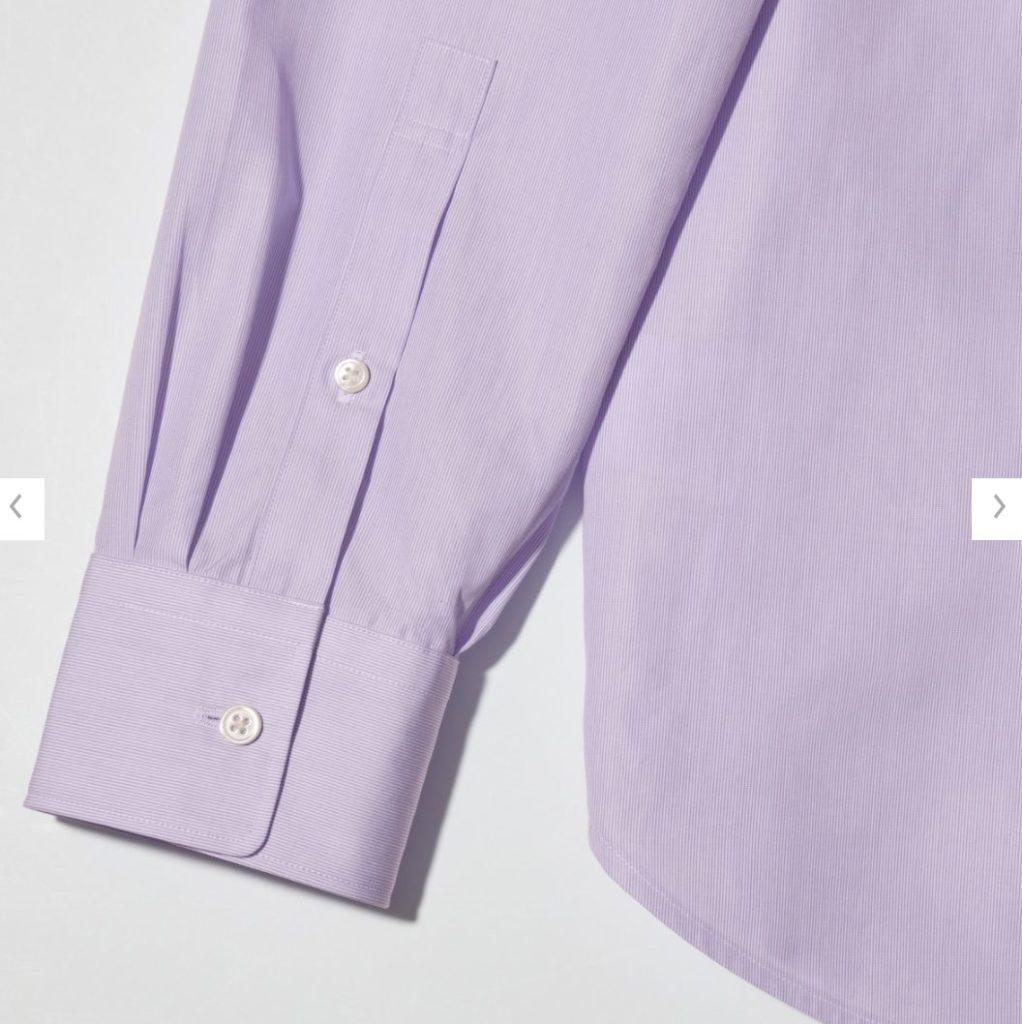 +Jスーピマコットンレギュラーフィットシャツのスタイル4