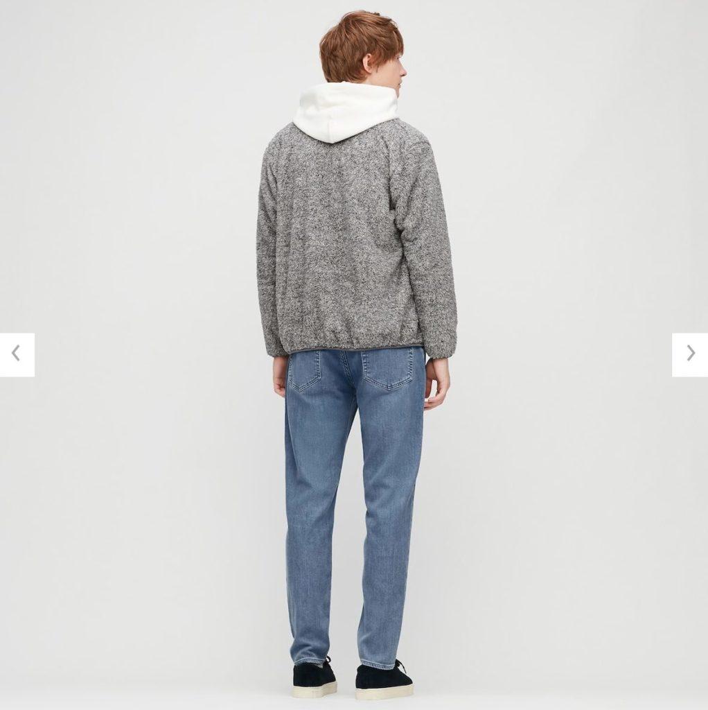 EZYジーンズのモデル2