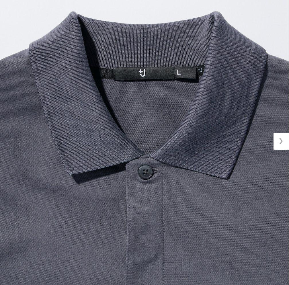 2021ssjリラックスフィットポロシャツのスタイル4
