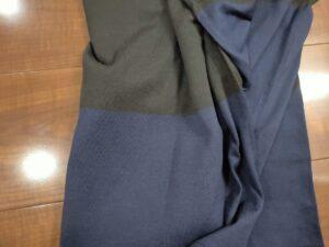 2021ssjシルクコットンクルーネックセーターのアイテム5