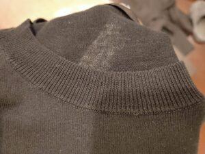 2021ssjシルクコットンクルーネックセーターのアイテム8