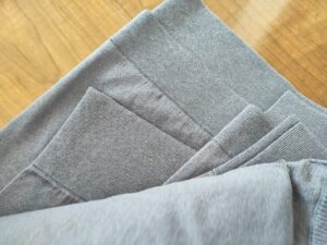 2021ssjシルクコットンクルーネックセーター無地の商品3