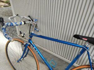 ロードバイクパナソニックとファッションの自転車画像2