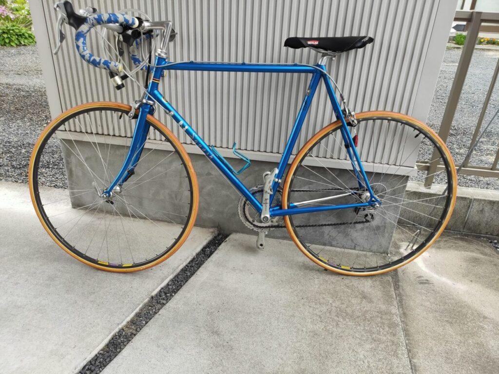 ロードバイクパナソニックとファッションの自転車画像3