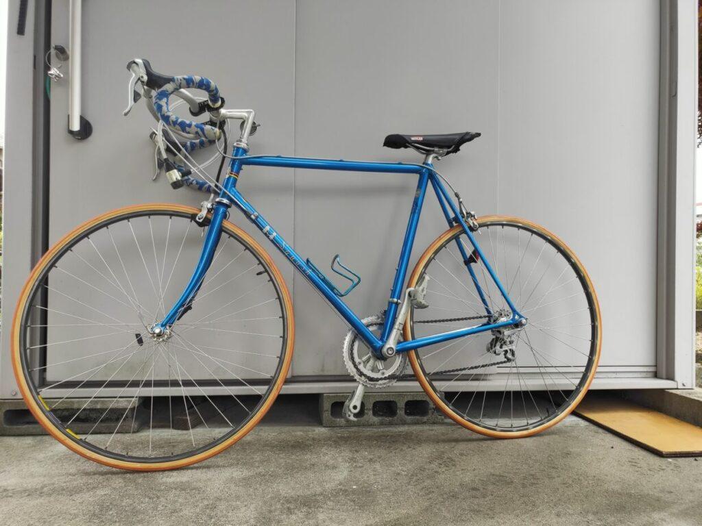 ロードバイクパナソニックとファッションの自転車画像4