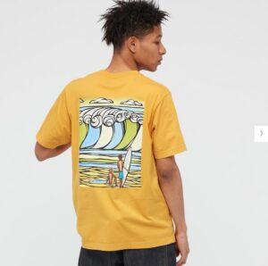2021SSヘザー・ブラウンその他アイテムTシャツ1
