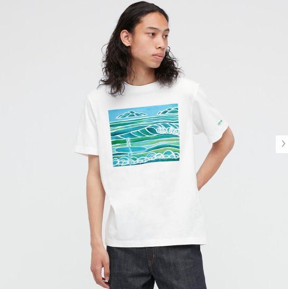 2021SSヘザー・ブラウンその他アイテムTシャツ4