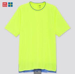 2021SSユニクロ+のTシャツ1