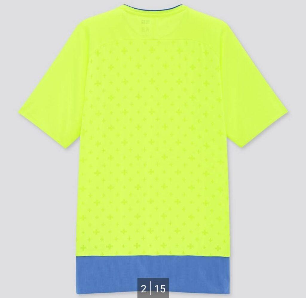 2021SSユニクロ+のTシャツ2