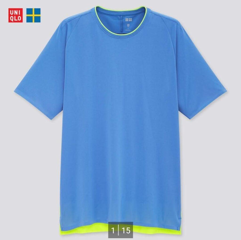 2021SSユニクロ+のTシャツ6