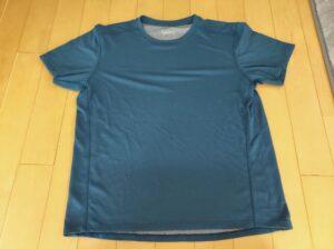 o5proのTシャツ見た目前